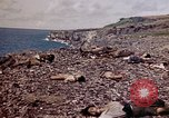 Image of dead bodies Tinian Island Mariana Islands, 1944, second 40 stock footage video 65675050848