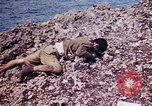 Image of dead bodies Tinian Island Mariana Islands, 1944, second 43 stock footage video 65675050848
