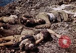 Image of dead bodies Tinian Island Mariana Islands, 1944, second 56 stock footage video 65675050848