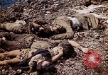 Image of dead bodies Tinian Island Mariana Islands, 1944, second 57 stock footage video 65675050848