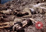 Image of dead bodies Tinian Island Mariana Islands, 1944, second 61 stock footage video 65675050848