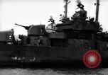 Image of USS Newcomb Pacific Ocean, 1945, second 32 stock footage video 65675050880