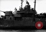 Image of USS Newcomb Pacific Ocean, 1945, second 33 stock footage video 65675050880