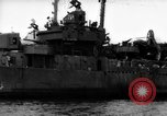 Image of USS Newcomb Pacific Ocean, 1945, second 34 stock footage video 65675050880