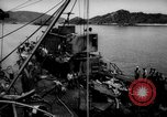 Image of USS Newcomb Pacific Ocean, 1945, second 44 stock footage video 65675050880