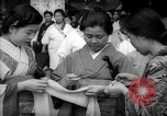 Image of Japanese women Japan, 1938, second 16 stock footage video 65675050883