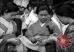 Image of Japanese women Japan, 1938, second 18 stock footage video 65675050883