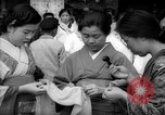 Image of Japanese women Japan, 1938, second 20 stock footage video 65675050883