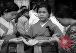 Image of Japanese women Japan, 1938, second 21 stock footage video 65675050883