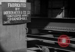 Image of industries Shanghai China, 1938, second 20 stock footage video 65675050895