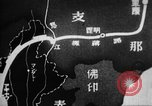 Image of Japanese officers Burma, 1943, second 39 stock footage video 65675050908