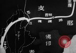 Image of Japanese officers Burma, 1943, second 40 stock footage video 65675050908