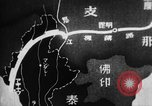Image of Japanese officers Burma, 1943, second 41 stock footage video 65675050908