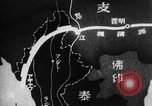Image of Japanese officers Burma, 1943, second 42 stock footage video 65675050908