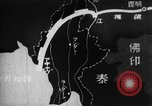 Image of Japanese officers Burma, 1943, second 44 stock footage video 65675050908