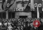 Image of German occupation Austria, 1938, second 35 stock footage video 65675050935