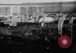 Image of Parade welcomes Hitler on return from Austria during Anschluss Berlin Germany, 1938, second 14 stock footage video 65675050936