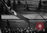 Image of Parade welcomes Hitler on return from Austria during Anschluss Berlin Germany, 1938, second 20 stock footage video 65675050936