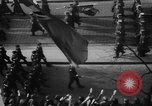 Image of Parade welcomes Hitler on return from Austria during Anschluss Berlin Germany, 1938, second 22 stock footage video 65675050936