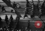 Image of Parade welcomes Hitler on return from Austria during Anschluss Berlin Germany, 1938, second 23 stock footage video 65675050936