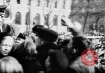 Image of Parade welcomes Hitler on return from Austria during Anschluss Berlin Germany, 1938, second 30 stock footage video 65675050936