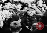 Image of Parade welcomes Hitler on return from Austria during Anschluss Berlin Germany, 1938, second 33 stock footage video 65675050936