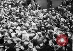 Image of Parade welcomes Hitler on return from Austria during Anschluss Berlin Germany, 1938, second 34 stock footage video 65675050936