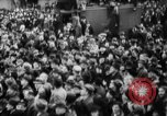 Image of Parade welcomes Hitler on return from Austria during Anschluss Berlin Germany, 1938, second 35 stock footage video 65675050936
