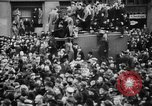 Image of Parade welcomes Hitler on return from Austria during Anschluss Berlin Germany, 1938, second 36 stock footage video 65675050936