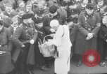 Image of Parade welcomes Hitler on return from Austria during Anschluss Berlin Germany, 1938, second 40 stock footage video 65675050936