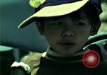 Image of Vietnamese refugee children in the United States Florida United States USA, 1975, second 28 stock footage video 65675050943