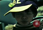 Image of Vietnamese refugee children in the United States Florida United States USA, 1975, second 29 stock footage video 65675050943