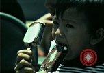 Image of Vietnamese refugee children in the United States Florida United States USA, 1975, second 62 stock footage video 65675050943