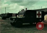 Image of Air Transportable hospital unit provides medical services for Vietnamese refugees Florida United States USA, 1975, second 27 stock footage video 65675050946