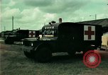 Image of Air Transportable hospital unit provides medical services for Vietnamese refugees Florida United States USA, 1975, second 28 stock footage video 65675050946