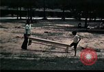 Image of Vietnamese refugee departure center Florida United States USA, 1975, second 37 stock footage video 65675050955