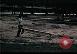 Image of Vietnamese refugee departure center Florida United States USA, 1975, second 42 stock footage video 65675050955