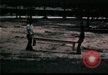 Image of Vietnamese refugee departure center Florida United States USA, 1975, second 46 stock footage video 65675050955