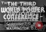 Image of World Power Conference United States USA, 1936, second 8 stock footage video 65675050961