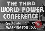 Image of World Power Conference United States USA, 1936, second 11 stock footage video 65675050961