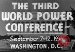 Image of World Power Conference United States USA, 1936, second 16 stock footage video 65675050961