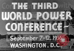 Image of World Power Conference United States USA, 1936, second 17 stock footage video 65675050961
