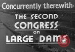 Image of World Power Conference United States USA, 1936, second 20 stock footage video 65675050961