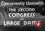 Image of World Power Conference United States USA, 1936, second 23 stock footage video 65675050961