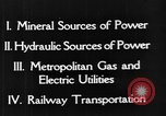 Image of World Power Conference United States USA, 1936, second 37 stock footage video 65675050961