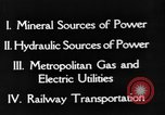 Image of World Power Conference United States USA, 1936, second 41 stock footage video 65675050961