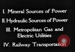 Image of World Power Conference United States USA, 1936, second 44 stock footage video 65675050961
