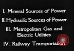 Image of World Power Conference United States USA, 1936, second 45 stock footage video 65675050961