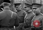 Image of military nurses and soldiers France, 1918, second 4 stock footage video 65675050989