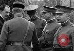 Image of military nurses and soldiers France, 1918, second 8 stock footage video 65675050989